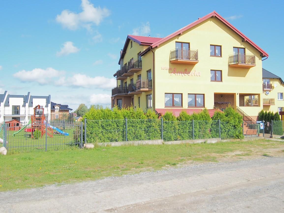 Pensjonat Jastrzębia Góra na sprzedaż